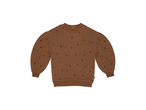 Balloon Sweater - Oatmeal Forest