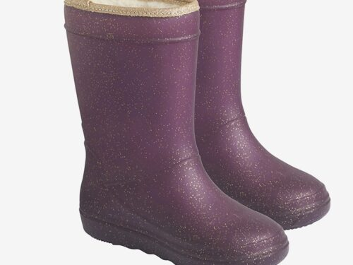 Thermo boots solid